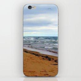 PEI Beach Waves Landscape  iPhone Skin