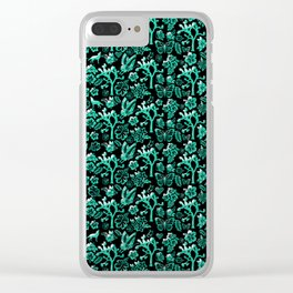 Joshua Tree Verde by CREYES Clear iPhone Case