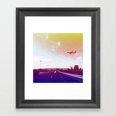 Sky Harbor II Framed Art Print