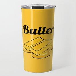Butter x Bts  Travel Mug