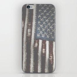 American Bummer iPhone Skin