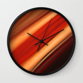 Across Space and Time Wall Clock