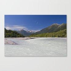 Lechtal, Tirol Canvas Print