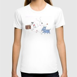 3 Dead Dogs T-shirt