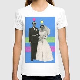Suspect Couple T-shirt