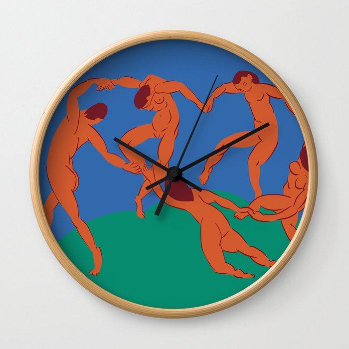 Matisse - The Dance Wall Clock