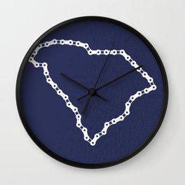 Ride Statewide - South Carolina Wall Clock
