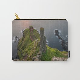 The Chimney Stack,Ireland,Northern Ireland,Giants Causeway Carry-All Pouch