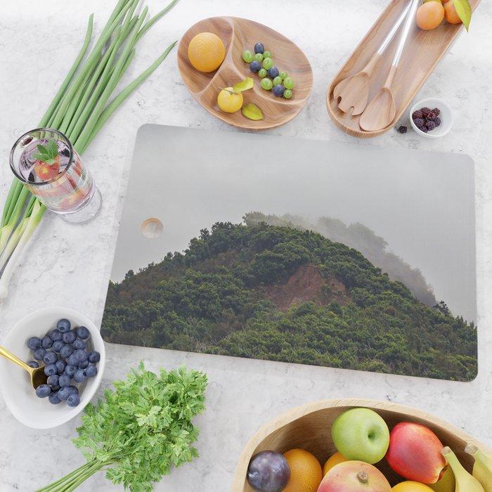 Maui Mountain Tops Cutting Board