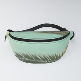Autumn Palms II Fanny Pack
