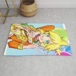 Kagamine Len Vocaloid Rug
