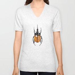 Hercules Beetle Unisex V-Neck