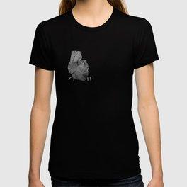 Concrete Heart T-shirt