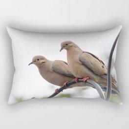 Backyard Bunch 2 Rectangular Pillow