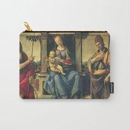 Andrea del Verrocchio - Untitled Carry-All Pouch