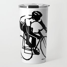 Cool Cyclist Travel Mug