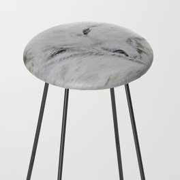 Eye of the Wild by Teresa Thompson Counter Stool