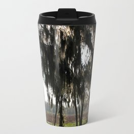 Long Shadows of the Cypress Travel Mug