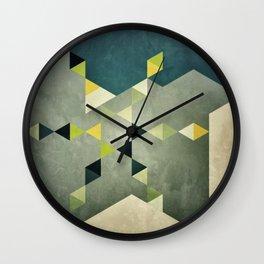 Shape_01 Wall Clock