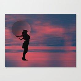 abstarct art Canvas Print