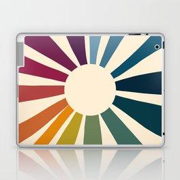 Retro Blossom Laptop & iPad Skin