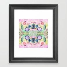 Ysmite Argate Framed Art Print