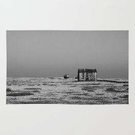 Shack by the sea Rug