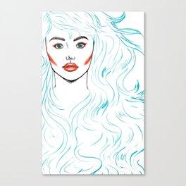 Sea of Imagination Canvas Print