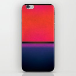 After Rothko Tall 5 iPhone Skin