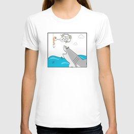 Mr. Shark Insurance Broker Ltd. T-shirt