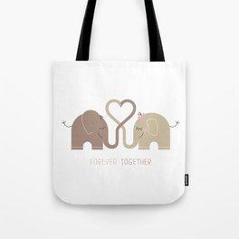 Forever Together Tote Bag