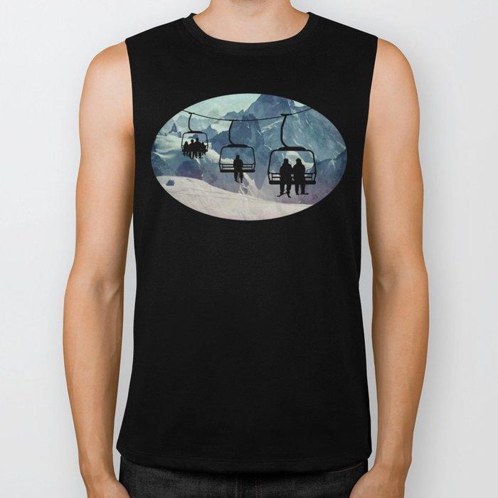Lift Me Up Biker Tank