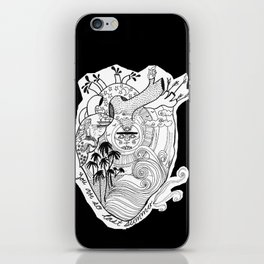 YOU are so last summer iPhone Skin