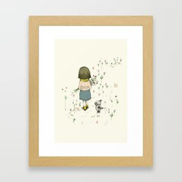 juntos Framed Art Print