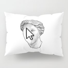 Cursor face Pillow Sham