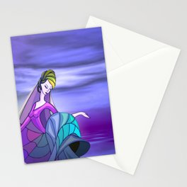 mais c'est Sheherazade -1- Stationery Cards