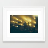 drums Framed Art Prints featuring Drums by Jesse DeFlorio