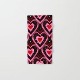 Heavenly Hearts - Happy Valentines Day Hand & Bath Towel