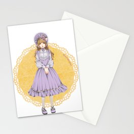 Lolita Stationery Cards