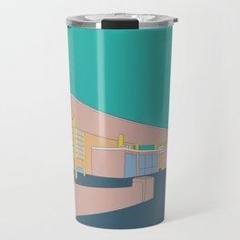 Boscombe Pier Travel Mug