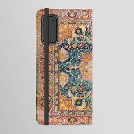 Amritsar Punjab North Indian Rug Print Android Wallet Case