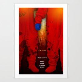 DAVID CRONENBERG SERIES :: THE BROOD Art Print