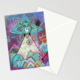 Deer Dreaming Stationery Cards