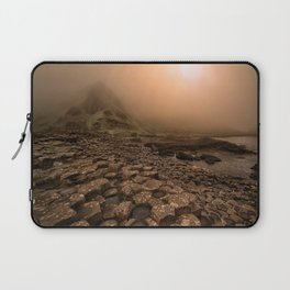When the sun is going down Laptop Sleeve