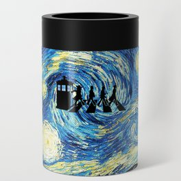 The Doctors Walking Of Starry Night Can Cooler