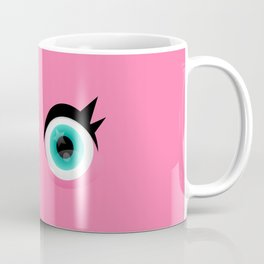 Bright Eyes Coffee Mug