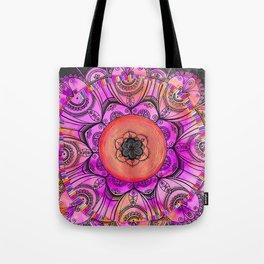 Mandala Art PAINTING, Original Mandala drawing design Tote Bag