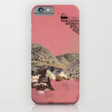 The future a time to reminisce. (mixed media) part 2 iPhone 6s Slim Case