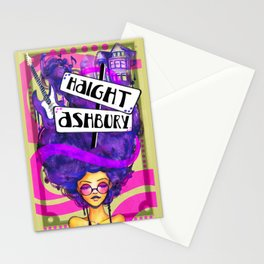 Purple Haze Stationery Cards