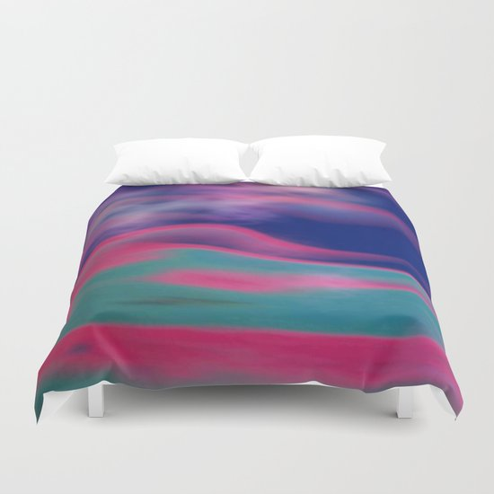 Sky Clouds Duvet Cover